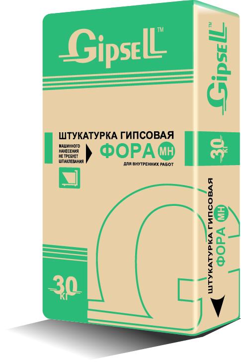 11Гипсовая штукатурка ФОРА МН